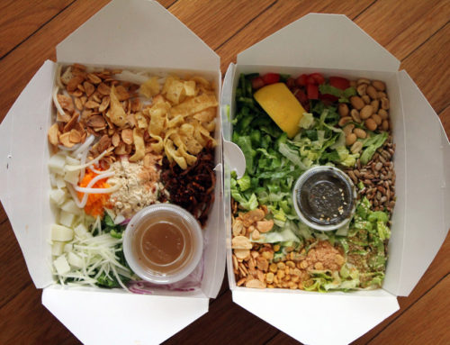 Top Five Reasons Why Takeout Is The Best