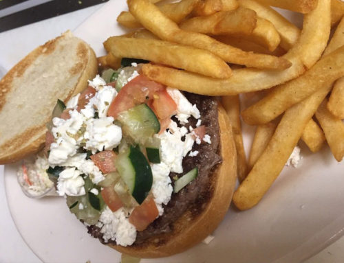 Celebrate National Hamburger Month With Our Burgers