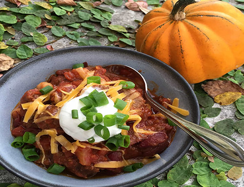 These Fall Comfort Foods Warm You Up