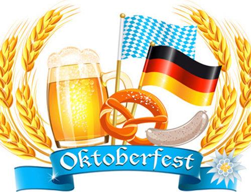 Go German with Oktoberfest!