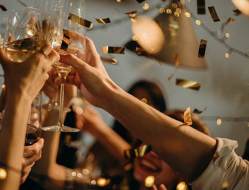 Ring in the Twenties with a Hassle-Free New Year's Eve Party