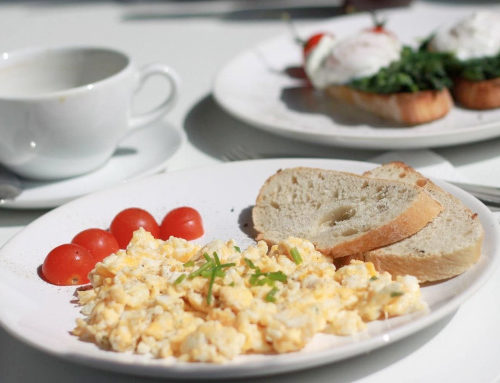 Beat the Winter Chill for National Hot Breakfast Month!